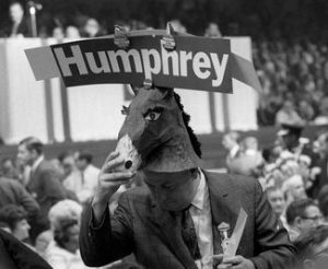 Presidential Primaries, 1968 DNC