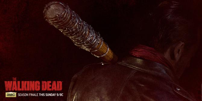 The Walking Dead, season 6 finale