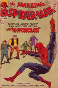 Spider-Man's suit in Captain America Civil War is based on this Silver Age version