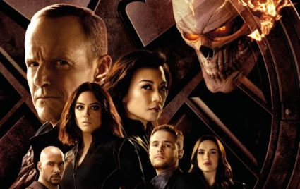 Agents of SHIELD: Ghost Rider