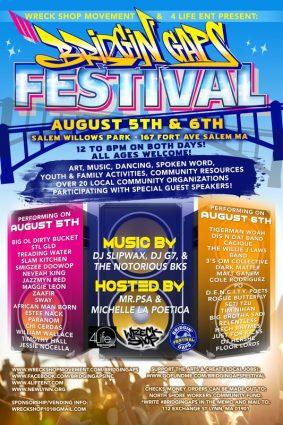 Bridgin Gaps Festival