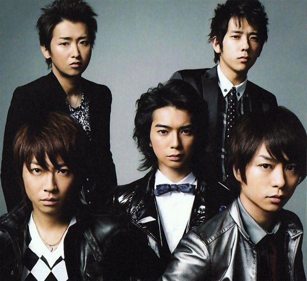 "Arashi Releases Full PV for ""Your Eyes""+Tracklist"