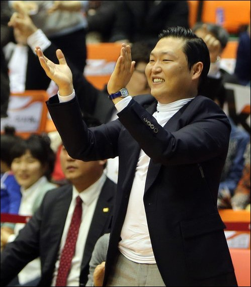 """PSY's New Song Titled """"Gentleman"""""""
