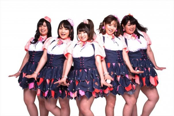 """New Idol Group Pottya Gaining Media Attention For Featuring """"Plus Sized"""" Women"""