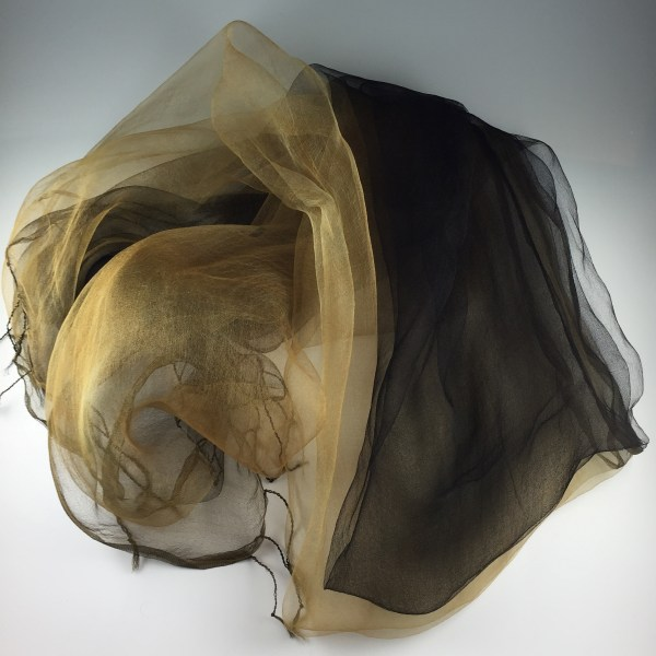 hand-dyed-silk-double-cloth-scarf-gold-black