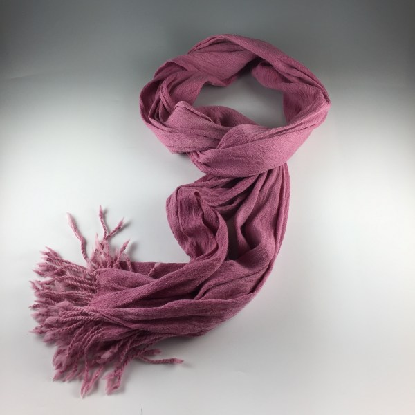 hand-dyed-silk-wool-wrap-rose-cochineal