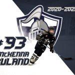 McKenna Ruland 2 Jr Knights Artwork