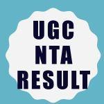 UGC NTA Result
