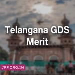 Telangana GDS Merit List