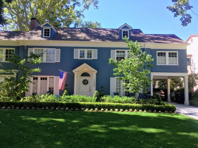 La casa azul Lady bird