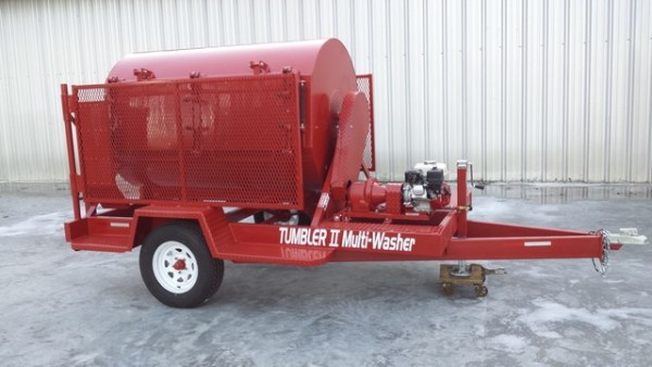 Tumbler II Multi-Washer by JPS Fabrications LLC