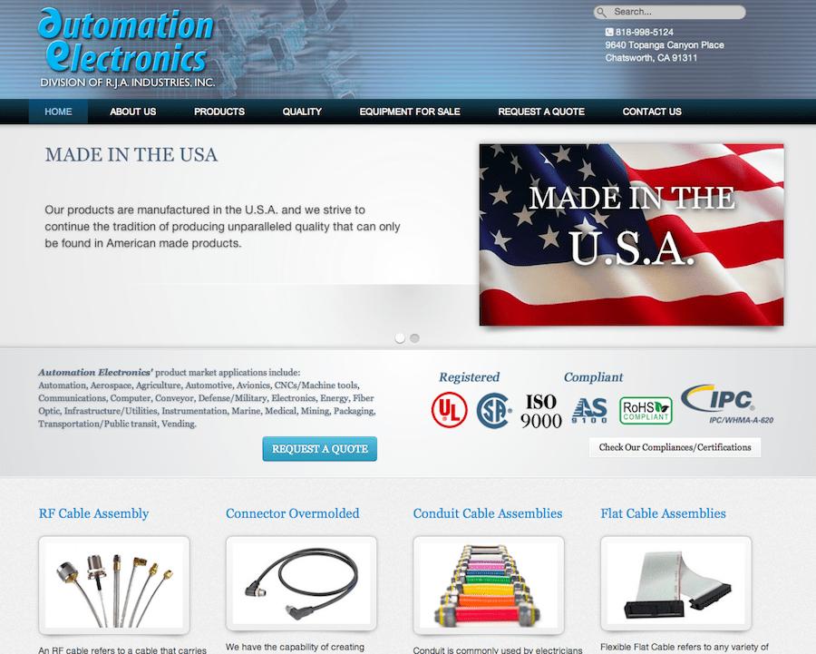 Automation Electronics