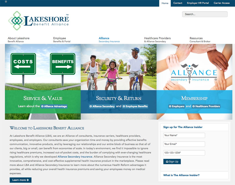 Lakeshore-Benefit Alliance