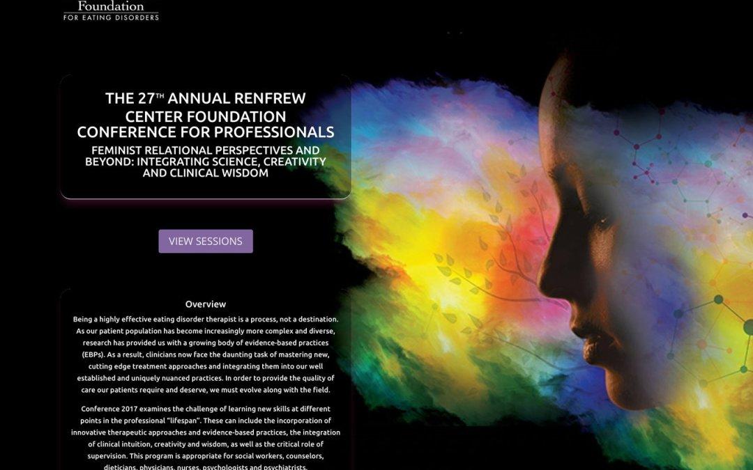 Conference Audio/Handouts Portal for Renfrew