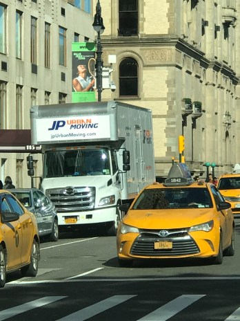 NYC moving companies