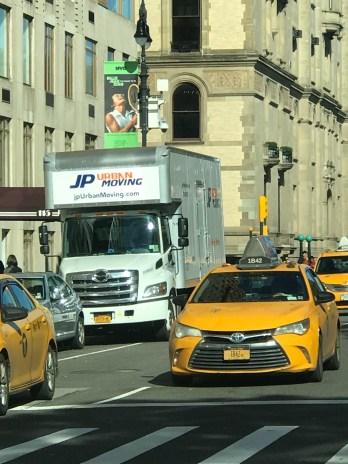 NYC moving companies