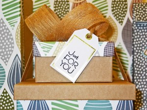 Reuse Your Moving Boxes - boxes for gifts