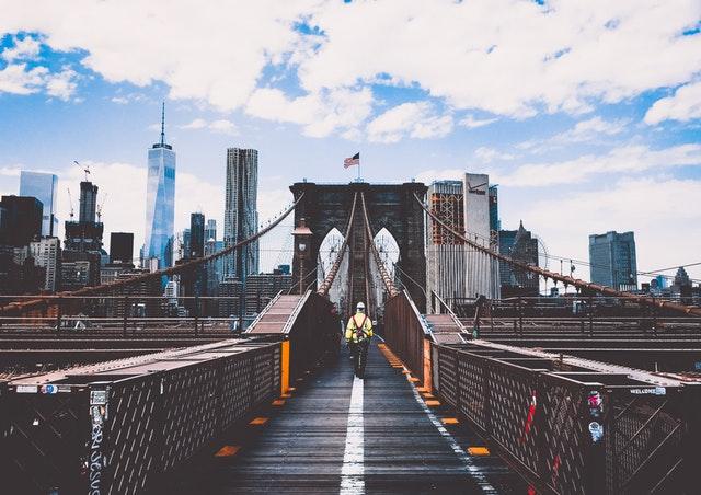 Brooklyn Bridge - Clinton Hill movers