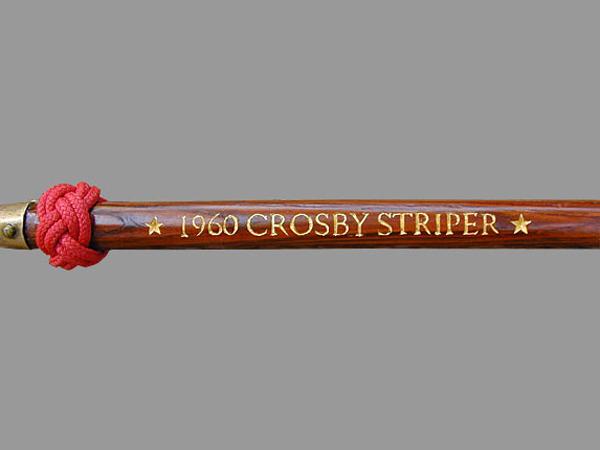1960 Crosby Striper JP Uranker