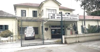 Paciente agradece equipe do Hospital São Vicente