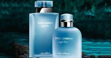 Dolce & Gabana fazem lançamento de novo perfume