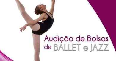 Escola faz seleção para bolsas de estudos em balé e jazz