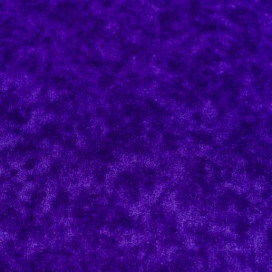 Personalized Cotton Purple Tonal Weighted Blanket