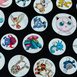 Personalized Pokemon Weighted Blanket
