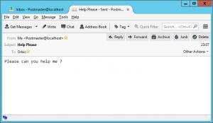 FOAAS - Inbound E-Mail