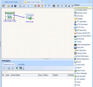 ETL Tools Package Design