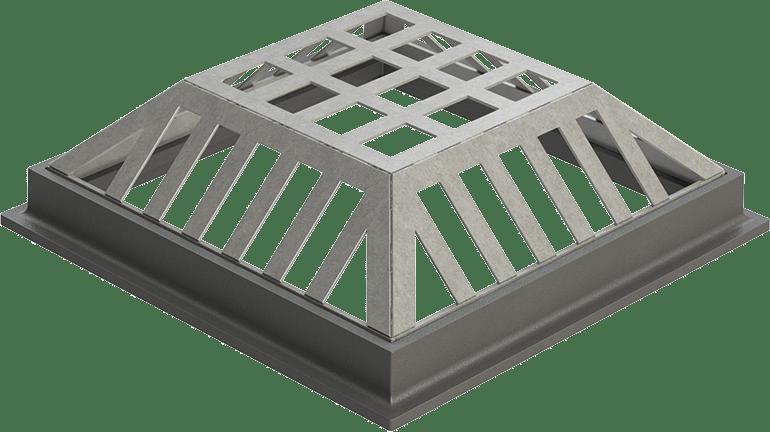 Detention Pond Riser Design