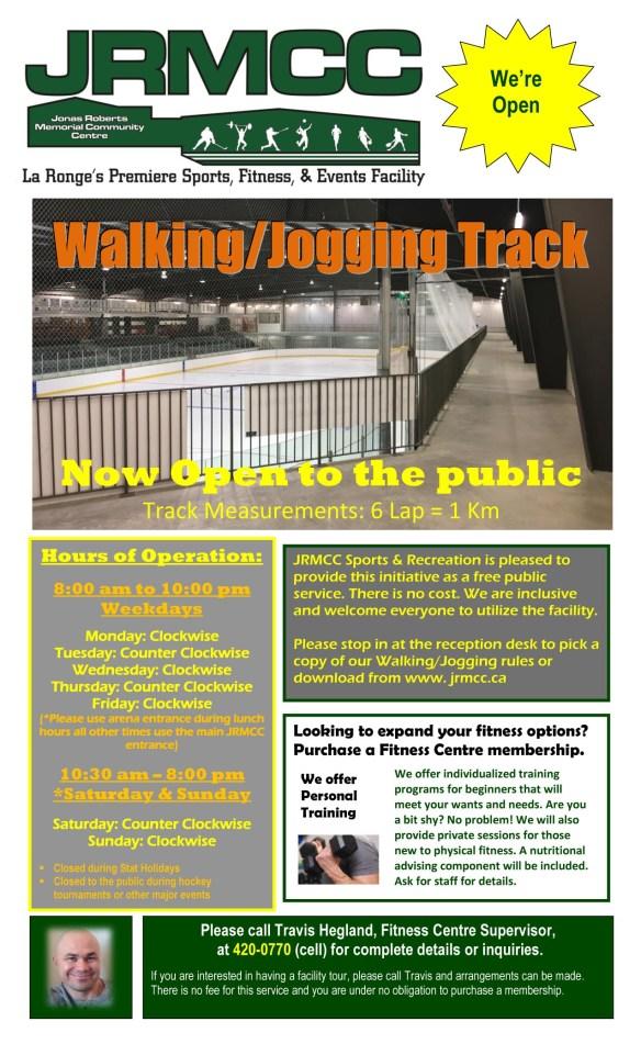 2016 Walking Track