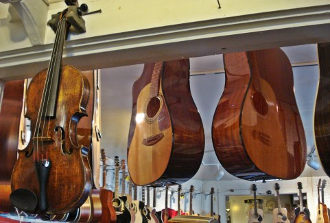 Fiddle Guitars