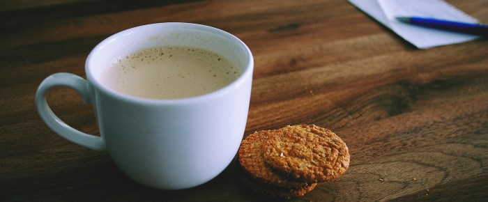 Ginger Snaps and Coffee