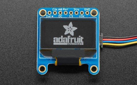 SSD 1306 OLED