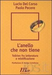 """Copertina libro """"L'anello che non tiene"""" edito da Minimun Fax"""