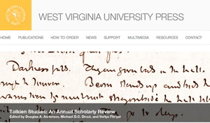 Sito della West Virginia University Press