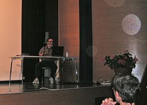 Norbert Spina conferenza sui Fanes