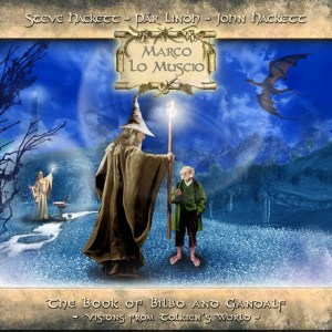 Cover del cd Bilbo e Gandalf di Marco Lo Muscio