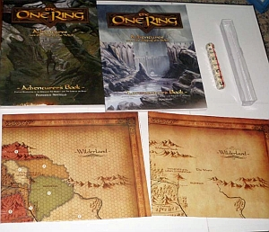 Materiale per il Gdr The One Ring