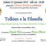 """Libro: presentazione di """"Tolkien e la Filosofia"""""""