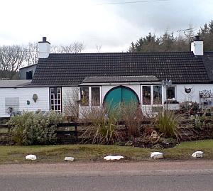 Bag End, casa della famiglia Salisbury (Wick, in Scozia)