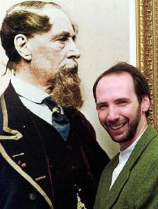 Gerald Dickens, attore e pronipote dello scrittore Charles Dickens