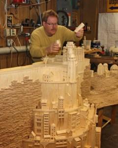 Minas Tirtih: Torre di Ecthelion
