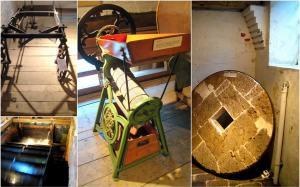Museo di Sarehole Mill: alcuni oggetti