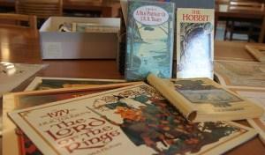 Biblioteca Raynor, Marquette University: collezione J.R.R. Tolkien