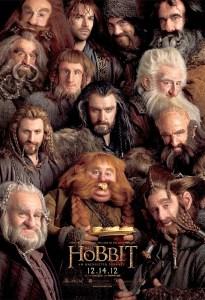 Banner dei Nani di Lo Hobbit di Peter Jackson