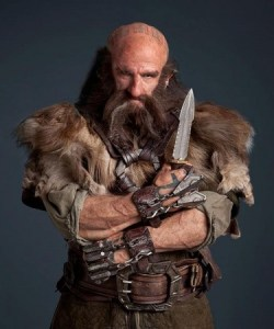 Film Lo Hobbit: Dwalin Graham Mctavis