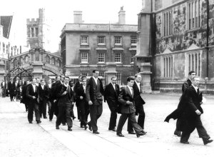 Matriculation-Oxford