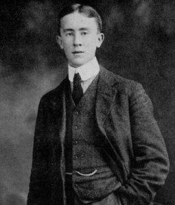 Tolkien studente